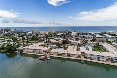 6061 2ND Street E UNIT 59, St Pete Beach, FL 33706 - MLS#: U8015613