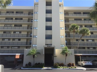 2617 Cove Cay Drive UNIT 707, Clearwater, FL 33760 - MLS#: U8015639