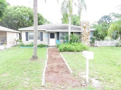 606 14TH Street, Palm Harbor, FL 34683 - MLS#: U8015716
