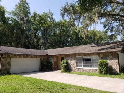 17018 Dennis Road, Lutz, FL 33558 - MLS#: U8015738