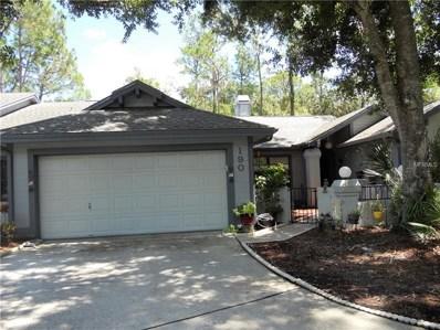 190 Pinewinds Boulevard, Oldsmar, FL 34677 - MLS#: U8015863
