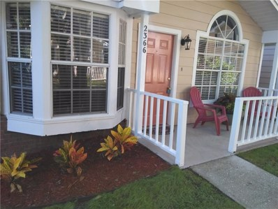 2366 Tallyho Lane, Palm Harbor, FL 34683 - MLS#: U8015921