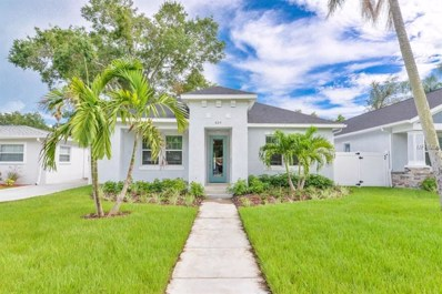 Lot 4 S 4TH Avenue, Saint Petersburg, FL 33710 - MLS#: U8016046