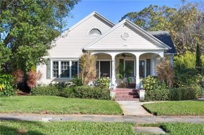 2611 Burlington Avenue N, St Petersburg, FL 33713 - MLS#: U8016061