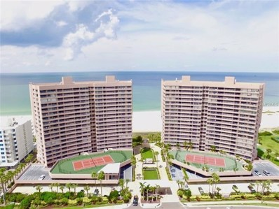 1310 Gulf Boulevard UNIT 10C, Clearwater Beach, FL 33767 - MLS#: U8016073