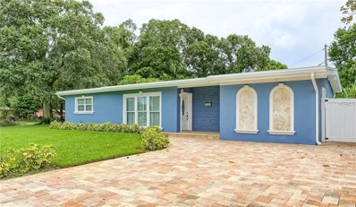 4498 Neptune Drive SE, St Petersburg, FL 33705 - MLS#: U8016202