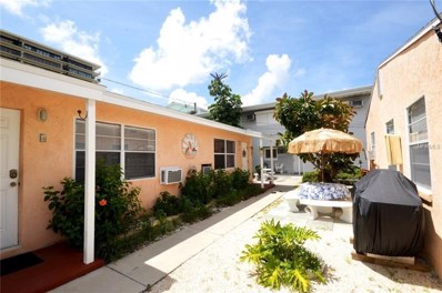 7797 W Gulf Boulevard UNIT 3, Treasure Island, FL 33706 - MLS#: U8016245