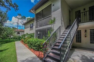 3301 Crystal Court E UNIT M, Palm Harbor, FL 34685 - MLS#: U8016270