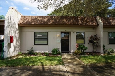 1443 Mission Drive W, Clearwater, FL 33759 - MLS#: U8016275