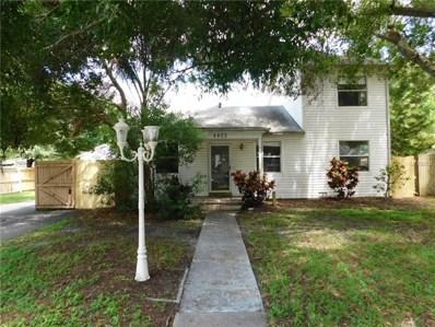4803 32ND Avenue N, St Petersburg, FL 33713 - #: U8016321