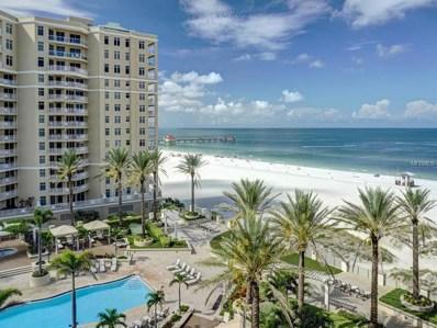 11 Baymont Street UNIT 805, Clearwater Beach, FL 33767 - MLS#: U8016362