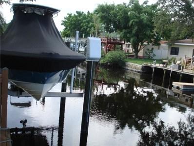 9477 Treasure Lane NE, St Petersburg, FL 33702 - MLS#: U8016396