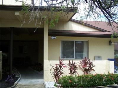 1509 16TH Circle SE UNIT 41, Largo, FL 33771 - MLS#: U8016438