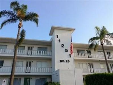 11251 80TH Avenue UNIT 209, Seminole, FL 33772 - MLS#: U8016497
