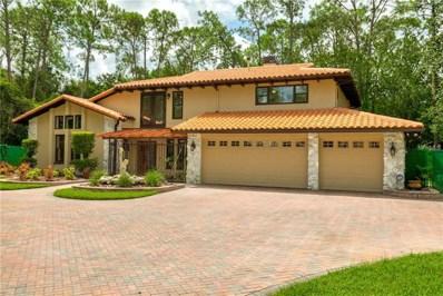 12537 Bronco Drive, Tampa, FL 33626 - MLS#: U8016527