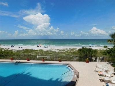 19700 Gulf Boulevard UNIT 205, Indian Shores, FL 33785 - MLS#: U8016556