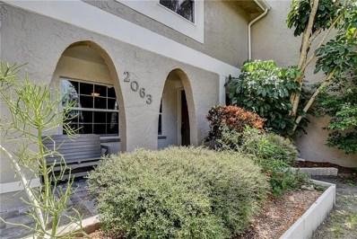 2063 Los Lomas Drive, Clearwater, FL 33763 - MLS#: U8016597