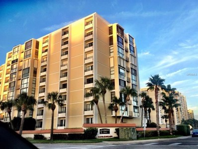 800 S Gulfview Boulevard UNIT 806, Clearwater Beach, FL 33767 - MLS#: U8016605