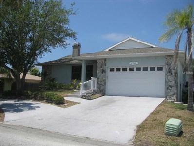 4961 Marlin Drive, New Port Richey, FL 34652 - #: U8016775