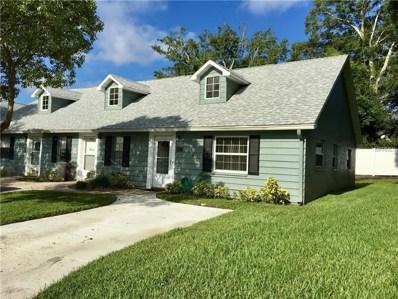 6227 Elmhurst Drive UNIT 6227, New Port Richey, FL 34653 - MLS#: U8016867