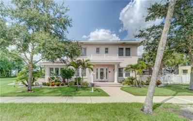 612 Pennsylvania Avenue, Crystal Beach, FL 34681 - MLS#: U8016922