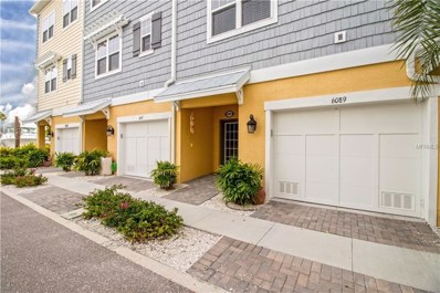6089 Moorings Drive S, St Petersburg, FL 33712 - MLS#: U8016935