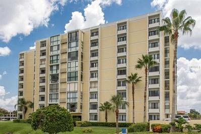 830 S Gulfview Boulevard UNIT 507, Clearwater Beach, FL 33767 - MLS#: U8016972