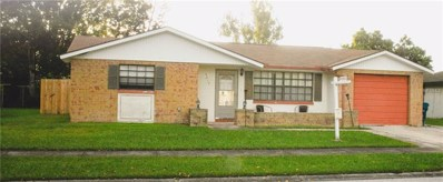 4219 Gray Squirrel Lane, New Port Richey, FL 34653 - MLS#: U8017008