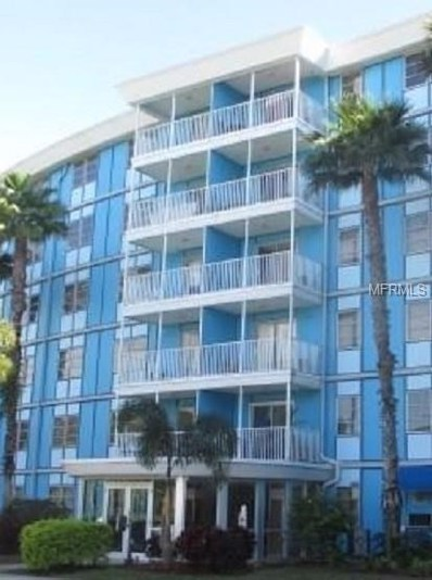 3315 58TH Avenue S UNIT 109, St Petersburg, FL 33712 - MLS#: U8017040