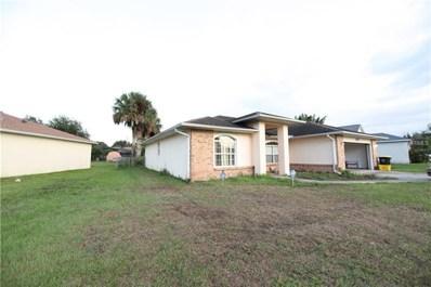 664 Reindeer Drive, Poinciana, FL 34759 - MLS#: U8017119