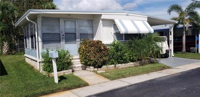 37 Yawl Lane UNIT 37, Palm Harbor, FL 34683 - MLS#: U8017152