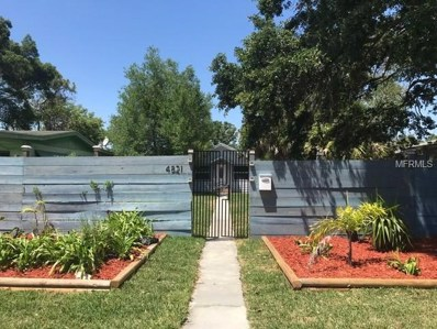 4821 4TH Avenue S, St Petersburg, FL 33711 - MLS#: U8017407