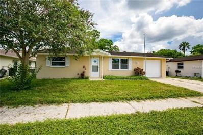 2210 Harrison Drive, Holiday, FL 34691 - MLS#: U8017411
