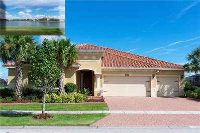 3709 Dockside Drive, Kissimmee, FL 34746 - MLS#: U8017439