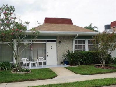 4360 Tahitian Gardens Circle UNIT C, Holiday, FL 34691 - MLS#: U8017440