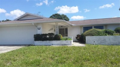 3706 Yellowbird Drive, New Port Richey, FL 34652 - MLS#: U8017458