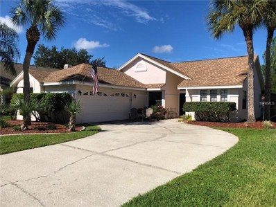 764 Crestridge Drive, Tarpon Springs, FL 34688 - MLS#: U8017605