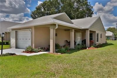 4845 Boonesboro Court UNIT 52, New Port Richey, FL 34655 - MLS#: U8017677