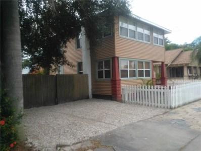 520 9TH Avenue N, St Petersburg, FL 33701 - MLS#: U8017703