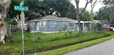 6401 N 30TH Way, St Petersburg, FL 33702 - MLS#: U8017704