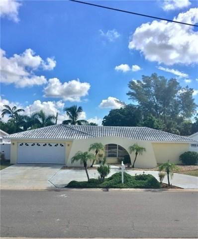 10041 S Yacht Club Drive, Treasure Island, FL 33706 - MLS#: U8017728