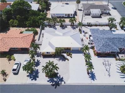 72 Lido Drive, St Pete Beach, FL 33706 - MLS#: U8017765