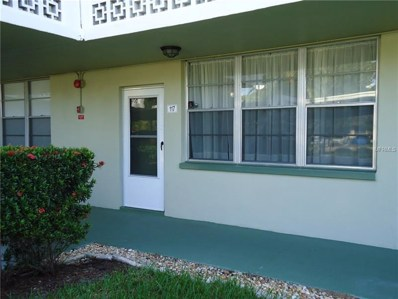 4885 1ST Street NE UNIT 117, St Petersburg, FL 33703 - MLS#: U8017942