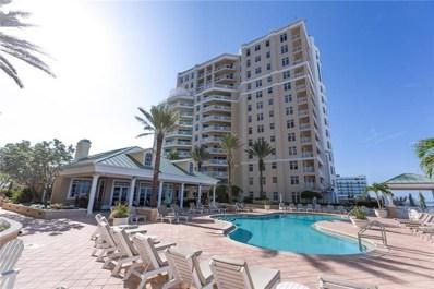 10 Papaya Street UNIT 504, Clearwater Beach, FL 33767 - MLS#: U8017975
