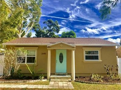 2648 Miriam Street S, Gulfport, FL 33711 - MLS#: U8017987
