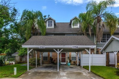 2756 Hamble Village Lane, Palm Harbor, FL 34684 - MLS#: U8018003