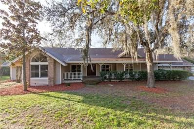 1055 Riverside Ridge Road, Tarpon Springs, FL 34688 - MLS#: U8018020