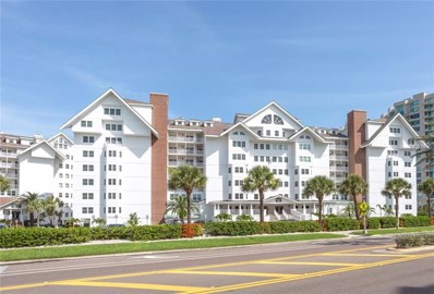 1582 Gulf Boulevard UNIT 1401, Clearwater Beach, FL 33767 - MLS#: U8018038