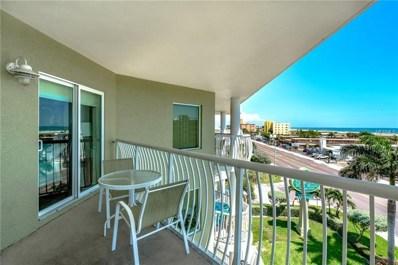 11605 Gulf Boulevard UNIT 503, Treasure Island, FL 33706 - MLS#: U8018190