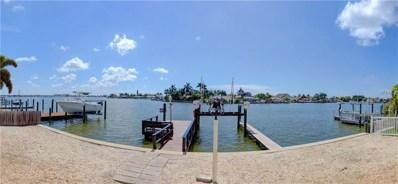 485 173RD Avenue E, North Redington Beach, FL 33708 - MLS#: U8018199